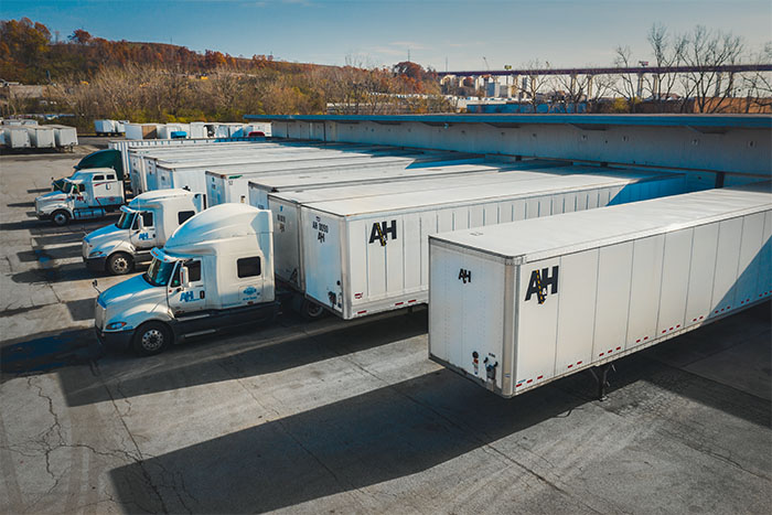 A&H Trucking in Cleveland