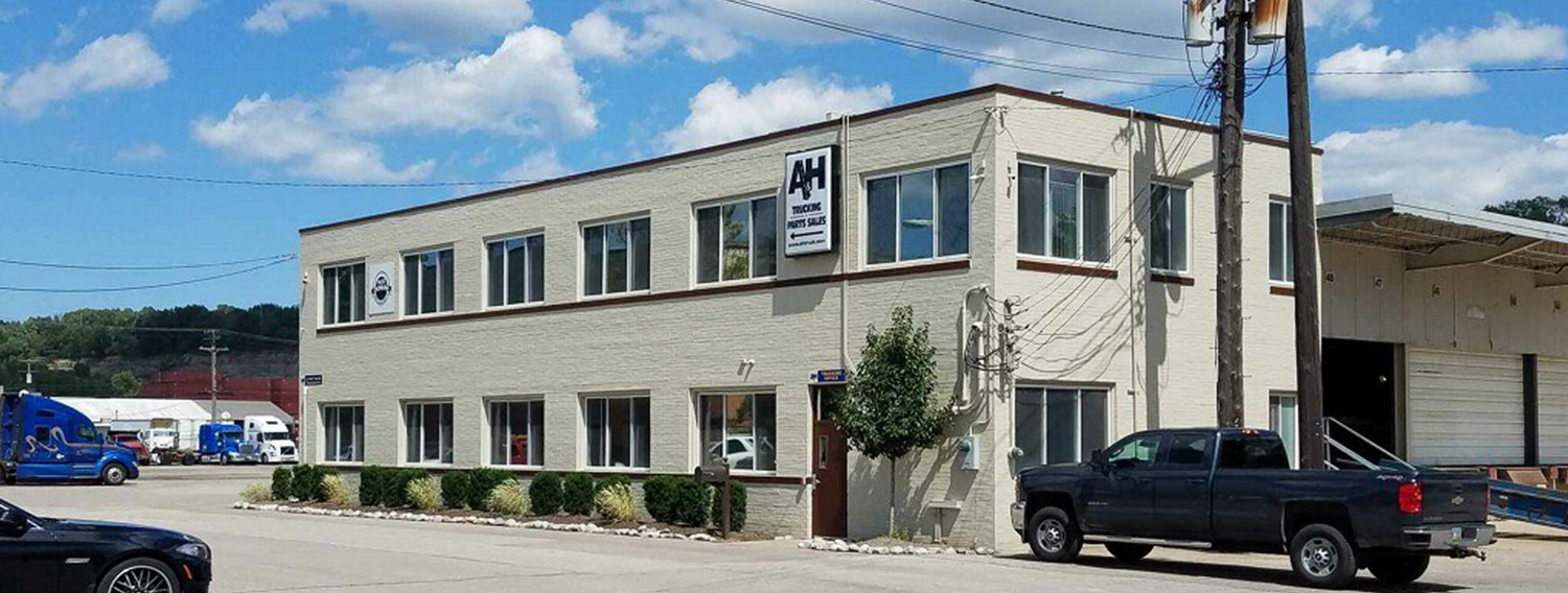 A&H Main Office in Cleveland Ohio